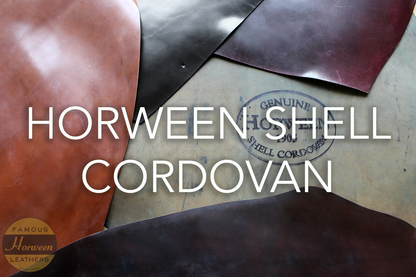 21cfa6c48f Horween Leather Suppliers Stockists UK Small Quantities