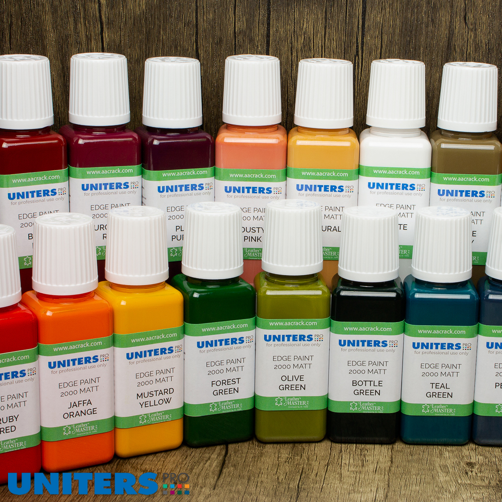 Dyes and Edge Paints