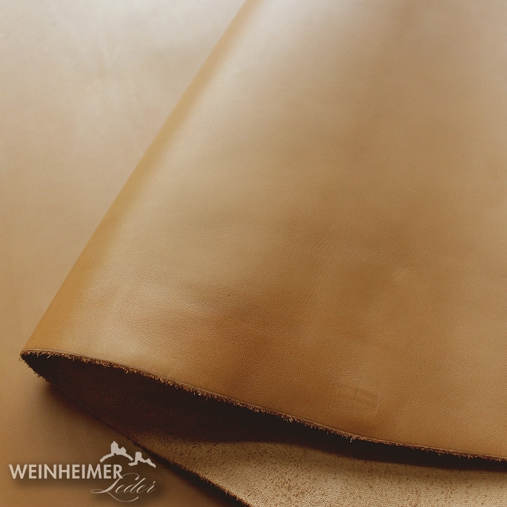 WEINHEIMER GREENWICH CALF - OAK TAN - 1.3/1.5mm