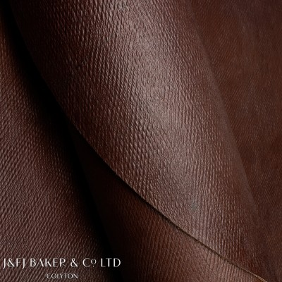 J&FJ BAKER RUSSIAN CALF - BROWN - 1.8/2.0mm