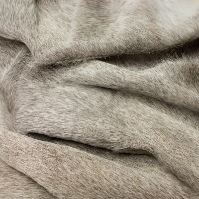 HAIR ON COW (HALF HIDES) - NATURAL - 1.4/1.6mm