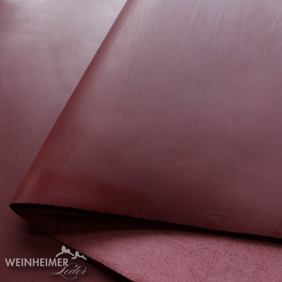 WEINHEIMER GREENWICH CALF - BURGUNDY - 1.3/1.5mm