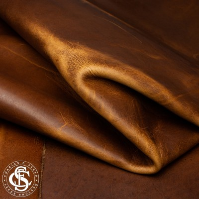CFS OILED SHOULDER - BRIGHT TOFFEE - 1.8/2.0mm