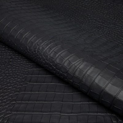 CROCCO PELLE - BLACK - 1.1/1.3mm