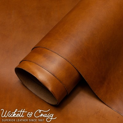 WICKETT & CRAIG LATIGO - BUCK BROWN - 1.0/1.2mm (2-3oz)