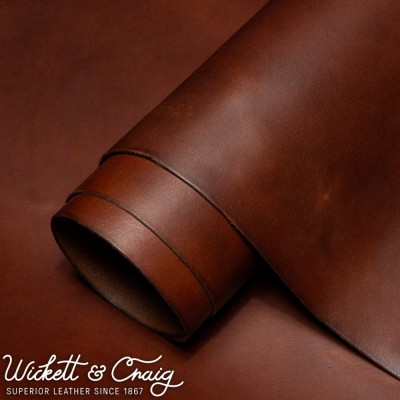WICKETT & CRAIG LATIGO - MEDIUM BROWN - 1.0/1.2mm (2-3oz)