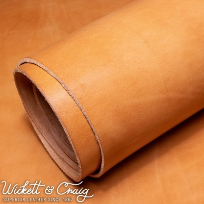 WICKETT & CRAIG TRADITIONAL HARNESS - RUSSET - 4.5/5.0mm (9-11oz)